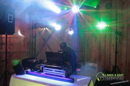 Tasha & Dalton Perry Wedding & Reception Twin Oaks Farms Mobile DJ Services (99)