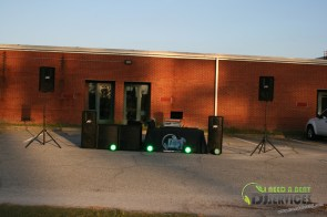 Ware County High School Homecoming Bonfire Pep Rally Mobile DJ Services (13)
