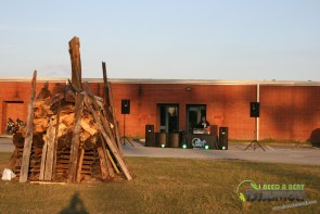 Ware County High School Homecoming Bonfire Pep Rally Mobile DJ Services (18)