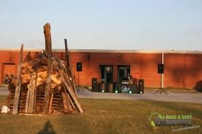 Ware County High School Homecoming Bonfire Pep Rally Mobile DJ Services (18)
