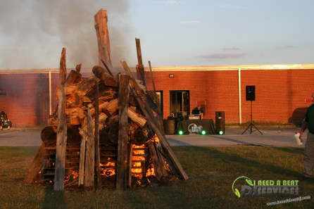 Ware County High School Homecoming Bonfire Pep Rally Mobile DJ Services (22)