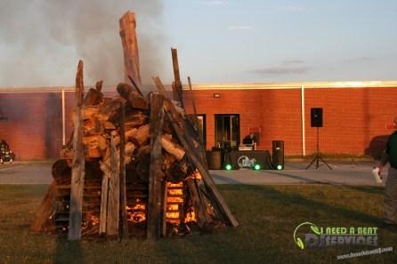 Ware County High School Homecoming Bonfire Pep Rally Mobile DJ Services (22)