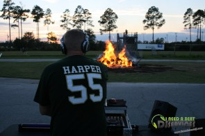 Ware County High School Homecoming Bonfire Pep Rally Mobile DJ Services (29)