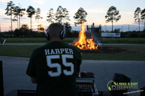 Ware County High School Homecoming Bonfire Pep Rally Mobile DJ Services (30)