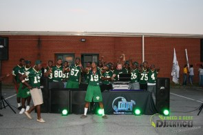 Ware County High School Homecoming Bonfire Pep Rally Mobile DJ Services (46)