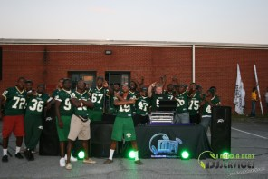Ware County High School Homecoming Bonfire Pep Rally Mobile DJ Services (48)