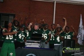 Ware County High School Homecoming Bonfire Pep Rally Mobile DJ Services (49)