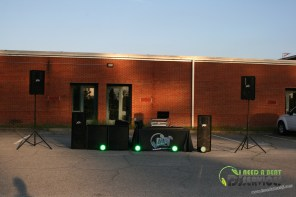 Ware County High School Homecoming Bonfire Pep Rally Mobile DJ Services (5)