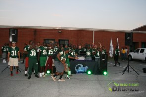 Ware County High School Homecoming Bonfire Pep Rally Mobile DJ Services (51)