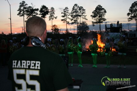 Ware County High School Homecoming Bonfire Pep Rally Mobile DJ Services (54)