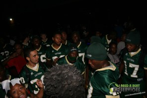 Ware County High School Homecoming Bonfire Pep Rally Mobile DJ Services (59)
