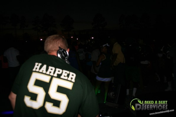 Ware County High School Homecoming Bonfire Pep Rally Mobile DJ Services (75)