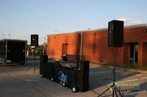 Ware County High School Homecoming Bonfire Pep Rally Mobile DJ Services (8)