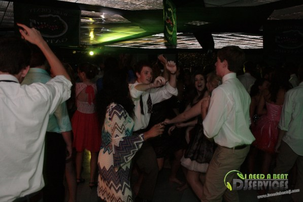 Ware County High School Homecoming Dance 2013 Mobile DJ Services (108)