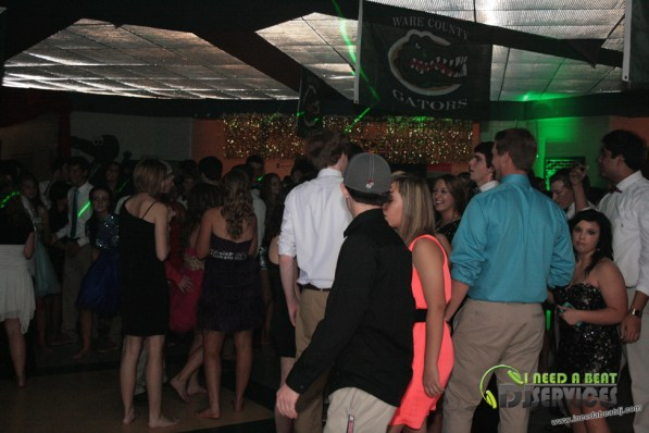 Ware County High School Homecoming Dance 2013 Mobile DJ Services (119)