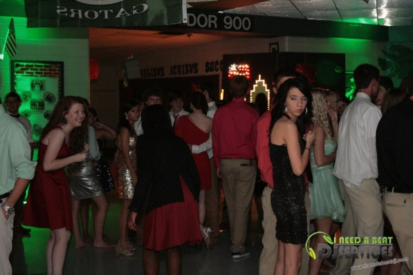 Ware County High School Homecoming Dance 2013 Mobile DJ Services (144)