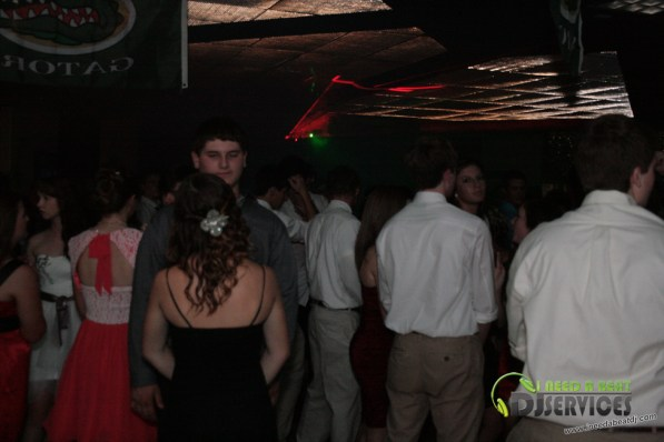 Ware County High School Homecoming Dance 2013 Mobile DJ Services (177)