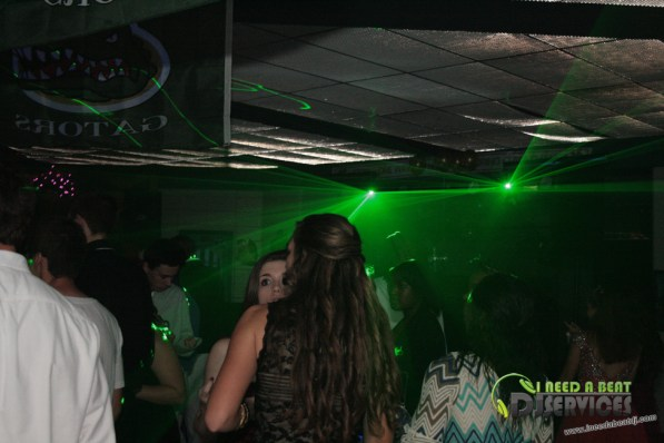 Ware County High School Homecoming Dance 2013 Mobile DJ Services (218)