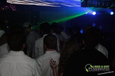 Ware County High School Homecoming Dance 2013 Mobile DJ Services (220)