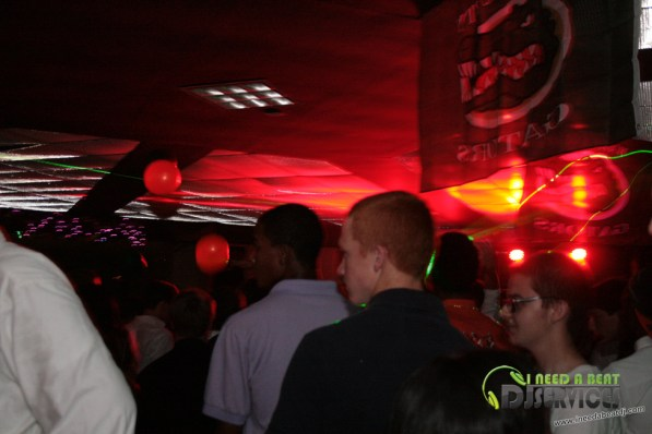 Ware County High School Homecoming Dance 2013 Mobile DJ Services (240)