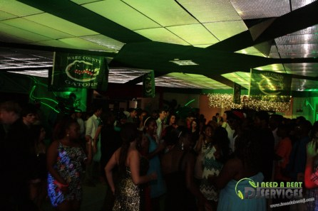 Ware County High School Homecoming Dance 2013 Mobile DJ Services (385)
