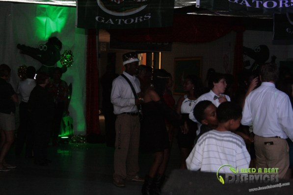 Ware County High School Homecoming Dance 2013 Mobile DJ Services (405)