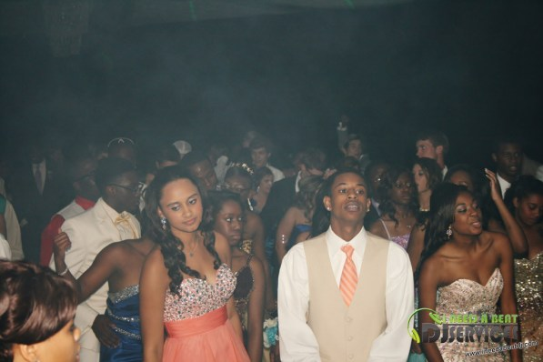 Ware County High School PROM 2014 Waycross School DJ (235)