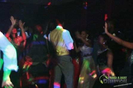 Ware County High School Prom 2015 Waycross GA Mobile DJ Services (226)