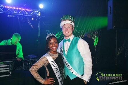Ware County High School Prom 2015 Waycross GA Mobile DJ Services (236)