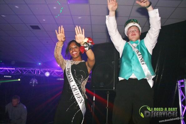 Ware County High School Prom 2015 Waycross GA Mobile DJ Services (243)