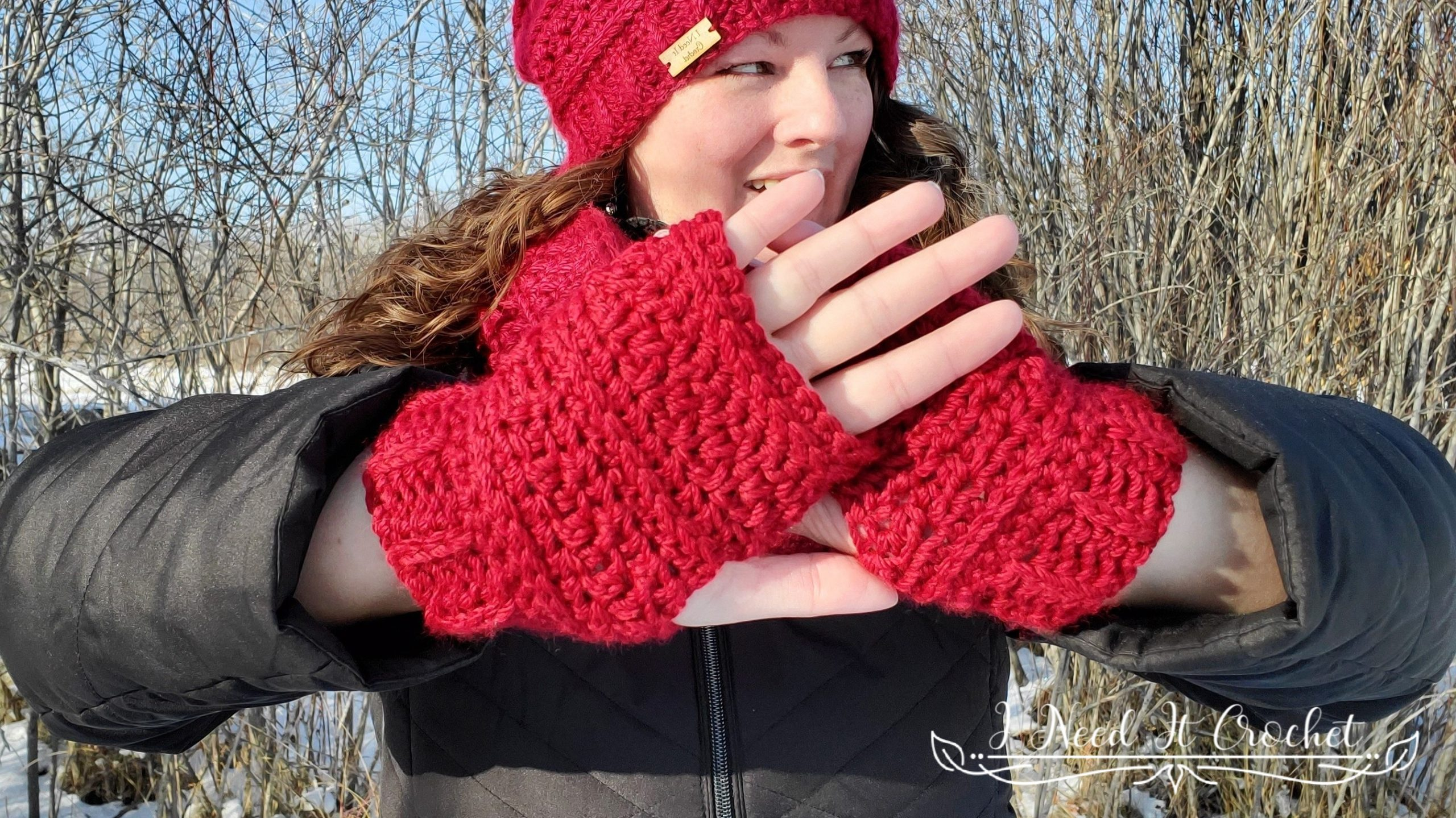 The Ever-Changing Gloves - Free Crochet Pattern
