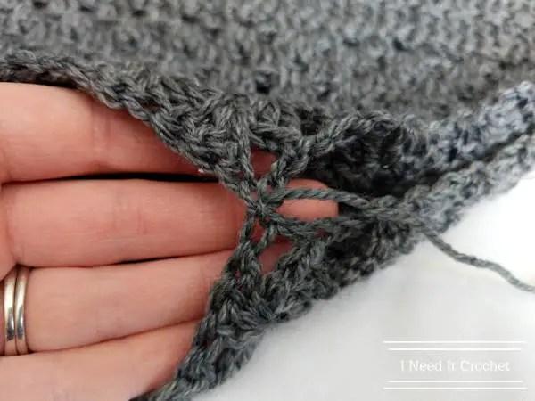 Angles Tunic - Free Crochet Pattern