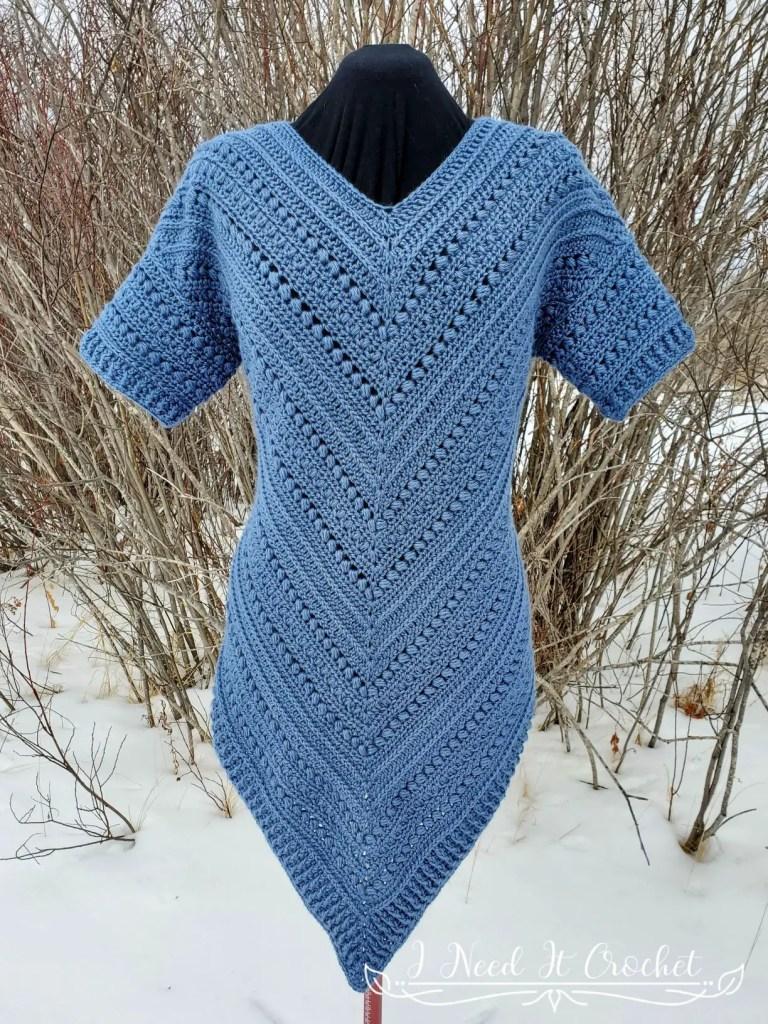 Bonnie Tunic - Free Crochet Pattern