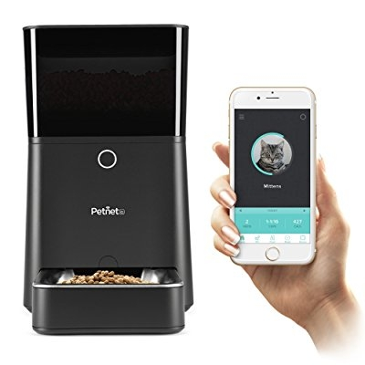 Automatic Pet Feeding with your iPhone