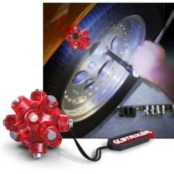 Magnetic Light Mine Hands-Free Flashlight