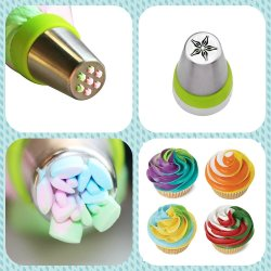 Piping Tips 18-Pcs Set