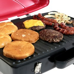 Portable Grill for Outdoor Cooking, Camping and Tailgating Blackstone Dash Portable Grill for Outdoor Cooking, Camping and Tailgating.