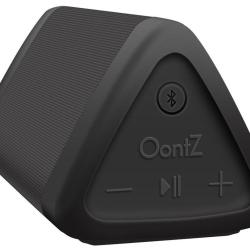 OontZ Angle 3 Next Generation Portable Wireless Bluetooth Speaker OontZ Angle 3 Next Generation Ultra Portable Wireless Bluetooth Speaker : Louder Volume 10W+, More Bass, Water Resistant, Perfect Speaker for Golf, Beach, Shower & Home (Black) by Cambridge SoundWorks