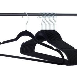 Premium Velvet Hangers Heavy duty - 50 Pack