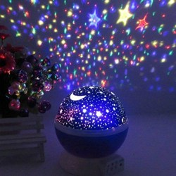 Constellation Night Light Projector Lamp