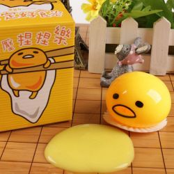 Cute Relief Toys Round Vomiting