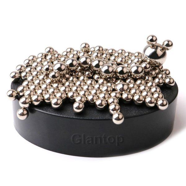 Glantop Magnetic Sculpture Desk Toy