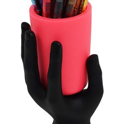 HAND CUP PEN PENCIL HOLDER by LilGift
