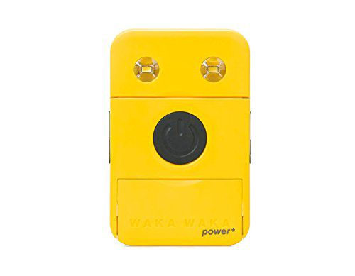 WakaWaka Power+ Solar-Powered Flashlight + Charger - 2200mAh