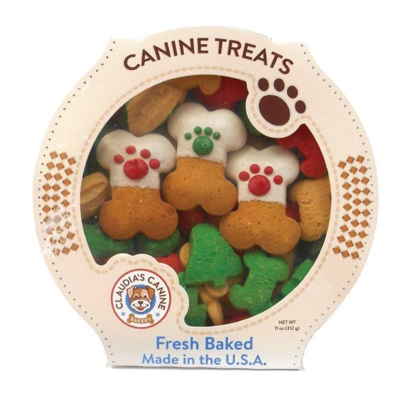 Gourmet Christmas Dog Treats