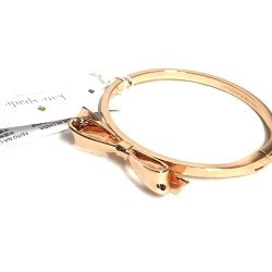 Kate Spade New York Love Notes Take a Bow Bangle Bracelet