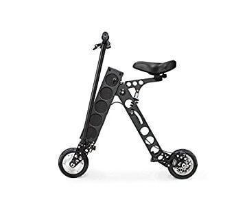 URB-E Black Label Electric Folding Scooter