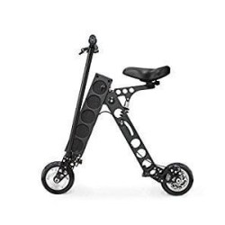 URB-E Black Label Electric Folding Scooter