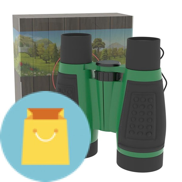 6-in-1 Outdoor Exploration Kit for Young Kids