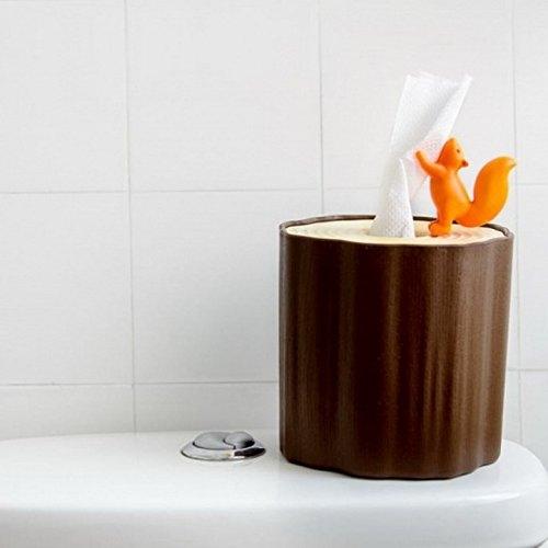 Cool Decorative Tissue Box Squirrel